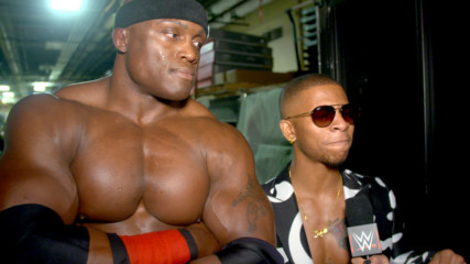 Bobby Lashley is here to collect: WWE.com Exclusive, Oct. 15, 2018