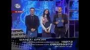 Music Idol2:Шанел Еркин - Mamma Mia - 24.03.08