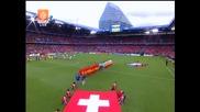 Евро 2008 Швейцария - Чехия - Химнове