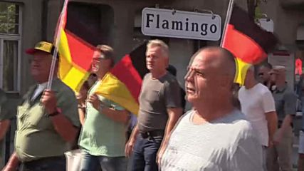 Germany: Anti-migrant protest hits Cottbus as academic year begins