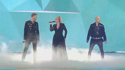 Норвегия на Евровизия 2019 Keiino - Spirit In The Sky - 5-то място