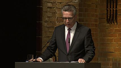 Germany: De Maiziere demands Muslims take a stand against terror attacks