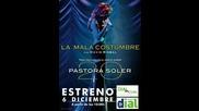 Pastora Soler & David Bisbal La mala costumbre ( Cadena Dial) 06/12/2014