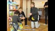 [eng Subs] Shinee Hello Baby Ep9 2/5