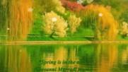 Пролетта е във въздуха! ... ( Giovanni Marradi music)