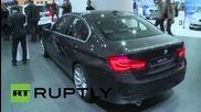 Германия: BMW представи технологично оборудваната 7-серия на IAA