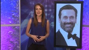 Jon Hamm Hits Red Carpet One Day Out of Rehab