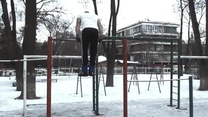 Лудият коментатор - 120-то тренировка на студа