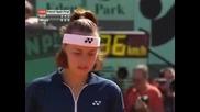 Roland Garros 1999 : Граф - Хингис |част 2/3