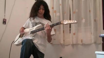 Judas Priest - Painkiller кавър