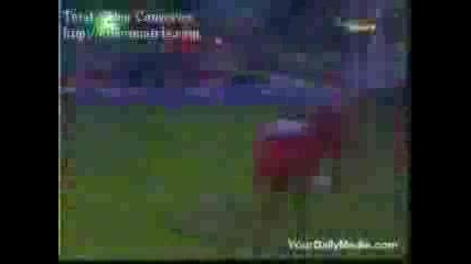 Брутални Футболни Инциденти
