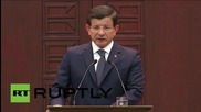 Turkey: PM Davutoglu declares three days of national mourning after deadly Ankara bombings