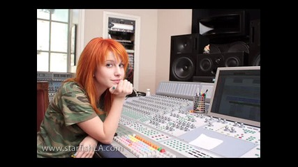 Превод! Paramore - All i wanted [bne] Hq