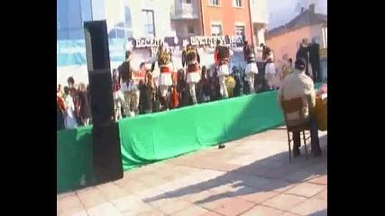 Кукери в Петрич 01.01.2011 - Квартал 2 Казармите