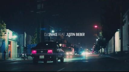 Премиера! Dj Snake - Let Me Love You ft. Justin Bieber (официално видео) + Текст и Превод!
