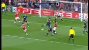 Манчестър Юнайтед 4 - 1 Шалке Гибсън Гол *hq*
