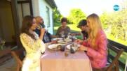 """Ева Тепавичарова посреща гости в """"Черешката на тортата"""" (21.06.2021)"""