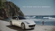 Ferrari Gtc4lusso T - Official video