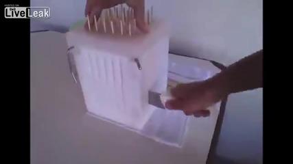 Страхотен начин за правене на шишчета