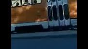 Трамвайната спирка - Трамвай номер 11