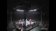 NJPW Riki Choshu, Masahiro Chono, Kurt Angle & Kevin Nash vs. Giant Bernard, Takashi Iizuka, Tomohiro Ishii & Karl Anderson - WK