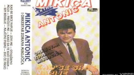 Mikica Antonic - Kako da te kuci vodim