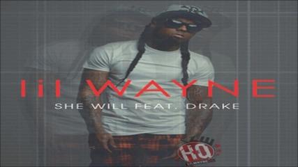 Lil Wayne Feat. Drake - She Will