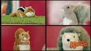 Смях! Плюшените играчки оживяват - скрита камера