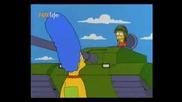 Семейство Симпсънс - Барт на хапчета