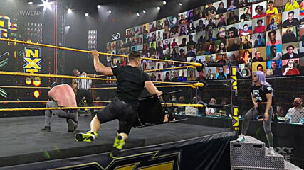 NXT North American Champion Johnny Gargano vs. Dexter Lumis – Non-Title Match: WWE NXT, Feb. 24, 2021