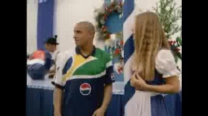 Реклама На Пепси Бавария 2006