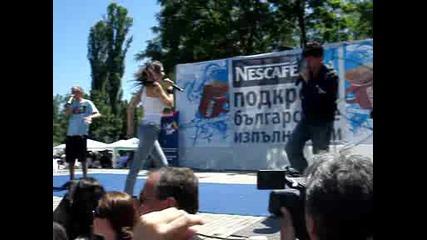 Живей активно - Невена Цонева