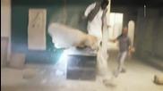 Екстремисти от Ид унищожават древни иракски артефакти