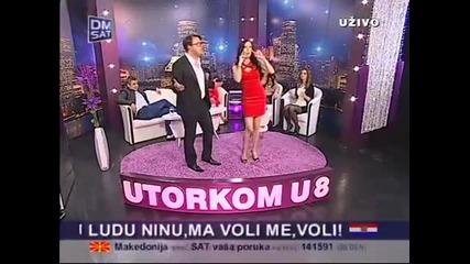 Osman Hadzic i Iskra Makakova - 2013 - Ako treba da se desi (hq) (bg sub)