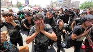 Bombings Across Baghdad Kill At Least 15 Shiite Pilgrims