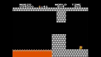 Скоростно Превъртане На Super Mario 2