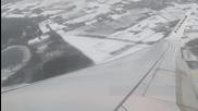 Нло мина на сантиметри от самолет