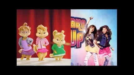 Shake it up - watch me chipettes version