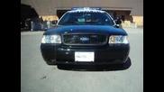 Полицейска кола-сирена