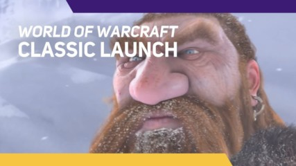 WOW Classic is launching this August