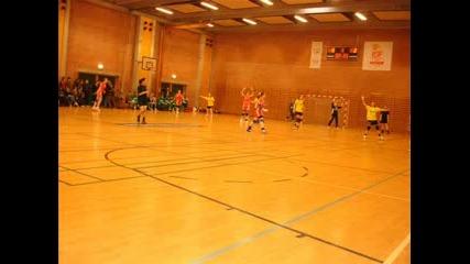 Българският национален ученически отбор по хандбал /момичета 91-92/