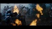Centurion/центурион-бойна сцена от филма