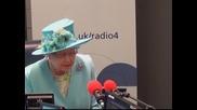 Кралица Елизабет ІІ откри обновената сграда на Би Би Си