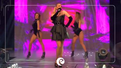 Емилия и балет Fame в София клуб Мегами