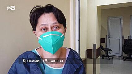 """От март не са почивали: какво видяхме в """"Пирогов"""""""