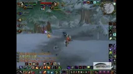 (3/10)world Of Warcraft - Warlock Ownage