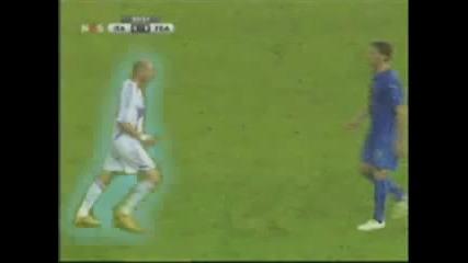 Zidane-parody