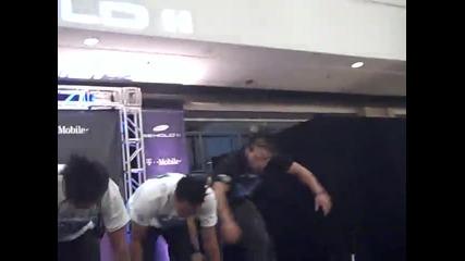 Quest Crew Samsung Performance