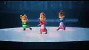 Алвин и чипоносковците 2 - Alvin and the Chipmunks 2 - The Chipettes Single ladies