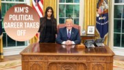 Kim K convinces Trump to release woman from jail